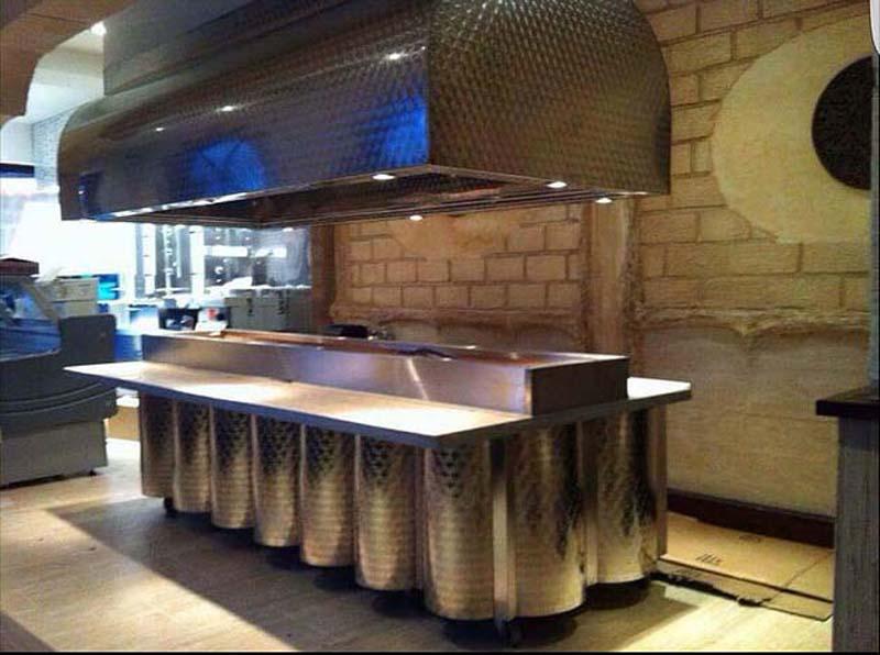 Kitchen Canopies